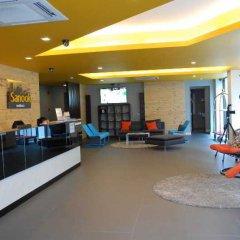 Отель iSanook Таиланд, Бангкок - 3 отзыва об отеле, цены и фото номеров - забронировать отель iSanook онлайн интерьер отеля