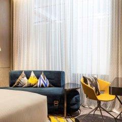 Отель Novotel Singapore on Stevens комната для гостей