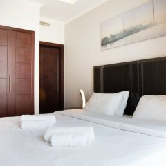 Отель HiGuests Vacation Homes - Burj Views Дубай комната для гостей фото 5