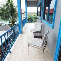 Отель Chan Pailin Mansion балкон
