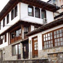 Отель Guest Rooms Tsarevets Велико Тырново вид на фасад
