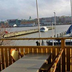 Отель Villan Швеция, Гётеборг - отзывы, цены и фото номеров - забронировать отель Villan онлайн балкон