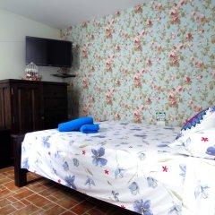Отель Hostal Pajara Pinta удобства в номере фото 2