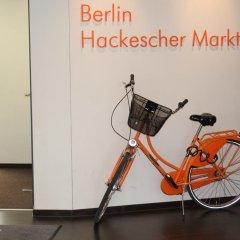 Отель easyHotel Berlin Hackescher Markt Германия, Берлин - отзывы, цены и фото номеров - забронировать отель easyHotel Berlin Hackescher Markt онлайн фитнесс-зал