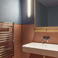 Отель Whitworth Locke Великобритания, Манчестер - отзывы, цены и фото номеров - забронировать отель Whitworth Locke онлайн ванная фото 2