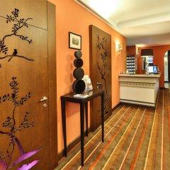 Отель Best Western Hotel Piemontese Италия, Турин - 1 отзыв об отеле, цены и фото номеров - забронировать отель Best Western Hotel Piemontese онлайн интерьер отеля фото 3