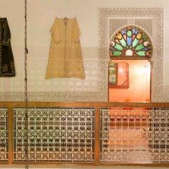 Отель Dar El Kébira Марокко, Рабат - отзывы, цены и фото номеров - забронировать отель Dar El Kébira онлайн интерьер отеля фото 2