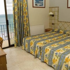 Отель Marian Platja Курорт Росес комната для гостей фото 5