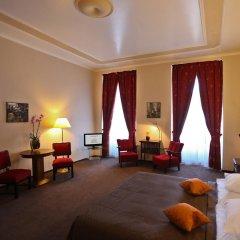 Hotel Leonardo Prague 4* Улучшенный номер с различными типами кроватей фото 9