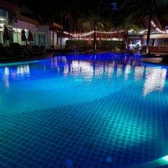 Отель The Beach Boutique House бассейн фото 2