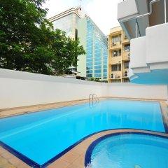 Отель Le Siam Бангкок бассейн