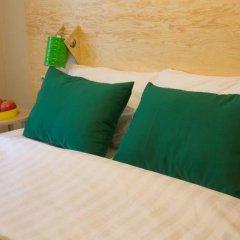 Гостиница Ecotelmoscow 2* Стандартный номер с двуспальной кроватью фото 10
