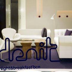 Отель Denit Barcelona Испания, Барселона - 9 отзывов об отеле, цены и фото номеров - забронировать отель Denit Barcelona онлайн комната для гостей фото 3