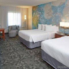 Отель Residence Inn by Marriott Bloomington by Mall of America США, Блумингтон - отзывы, цены и фото номеров - забронировать отель Residence Inn by Marriott Bloomington by Mall of America онлайн комната для гостей фото 5