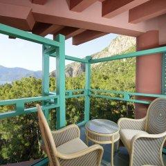 Liberty Hotels Lykia Турция, Олудениз - отзывы, цены и фото номеров - забронировать отель Liberty Hotels Lykia - Adults Only (+16) онлайн балкон