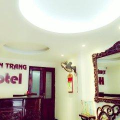 Thien Trang Hotel интерьер отеля