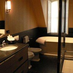 Отель Marquis Faubourg Saint Honoré - Relais & Châteaux Франция, Париж - 1 отзыв об отеле, цены и фото номеров - забронировать отель Marquis Faubourg Saint Honoré - Relais & Châteaux онлайн ванная