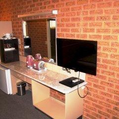 Отель Central Yarrawonga Motor Inn удобства в номере фото 2