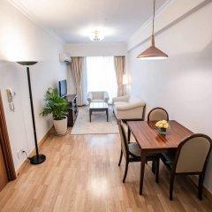 Апартаменты Saigon Court Serviced Apartment Хошимин удобства в номере
