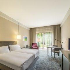 Отель NH Prague City комната для гостей фото 2