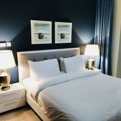 Отель Yanjoon Holiday Homes - Marina Tower комната для гостей фото 3