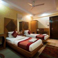 Отель Grand Plaza Индия, Нью-Дели - отзывы, цены и фото номеров - забронировать отель Grand Plaza онлайн комната для гостей фото 3