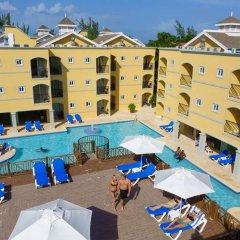 Отель Jewel Paradise Cove Adult Beach Resort & Spa Ямайка, Сент-Аннc-Бей - отзывы, цены и фото номеров - забронировать отель Jewel Paradise Cove Adult Beach Resort & Spa онлайн пляж фото 2