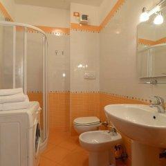 Отель Padovaresidence Piazza delle Erbe Италия, Падуя - отзывы, цены и фото номеров - забронировать отель Padovaresidence Piazza delle Erbe онлайн ванная