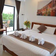 Отель Horizon 2 Villa Hoi An сейф в номере