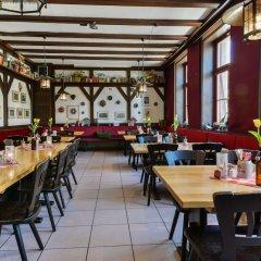 Отель Gasthaus Pillhofer Германия, Нюрнберг - отзывы, цены и фото номеров - забронировать отель Gasthaus Pillhofer онлайн питание фото 3