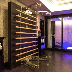 Отель Tiffany Швейцария, Женева - 1 отзыв об отеле, цены и фото номеров - забронировать отель Tiffany онлайн фитнесс-зал фото 3