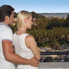 Crystal Sunset Luxury Resort & Spa Турция, Сиде - 1 отзыв об отеле, цены и фото номеров - забронировать отель Crystal Sunset Luxury Resort & Spa - All Inclusive онлайн фитнесс-зал фото 4