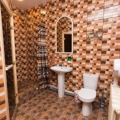 Отель Grelka Омск ванная фото 2