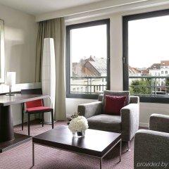 Отель Sofitel Brussels Europe комната для гостей фото 5