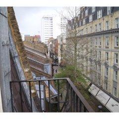 Отель Covent Garden Penthouse Великобритания, Лондон - отзывы, цены и фото номеров - забронировать отель Covent Garden Penthouse онлайн балкон