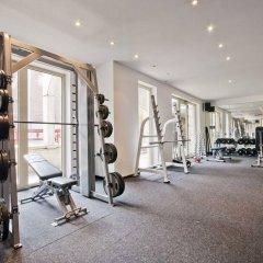 Renaissance Brussels Hotel фитнесс-зал фото 2
