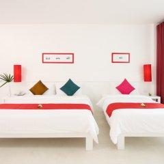 Отель The Old Phuket - Karon Beach Resort 4* Стандартный номер с разными типами кроватей фото 9