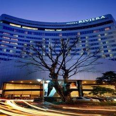 Отель Riviera Южная Корея, Сеул - 1 отзыв об отеле, цены и фото номеров - забронировать отель Riviera онлайн вид на фасад