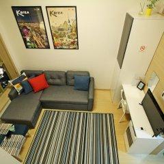 Апартаменты The Sweet Castle Apartment комната для гостей фото 3