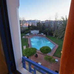 Отель Senator Hotel Tanger Марокко, Танжер - отзывы, цены и фото номеров - забронировать отель Senator Hotel Tanger онлайн балкон