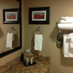 Отель Best Western Plus Casino Royale США, Лас-Вегас - отзывы, цены и фото номеров - забронировать отель Best Western Plus Casino Royale онлайн ванная фото 2