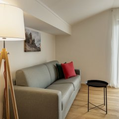 Отель Paulus Apartments Италия, Чермес - отзывы, цены и фото номеров - забронировать отель Paulus Apartments онлайн комната для гостей фото 5