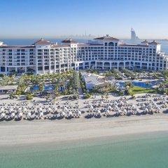 Отель Waldorf Astoria Dubai Palm Jumeirah пляж