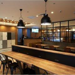 Отель Sotetsu Fresa Inn Nihombashi-Kayabacho гостиничный бар