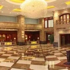 Grand Concordia Hotel интерьер отеля