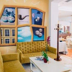 Отель SarOtel Албания, Тирана - отзывы, цены и фото номеров - забронировать отель SarOtel онлайн интерьер отеля фото 2