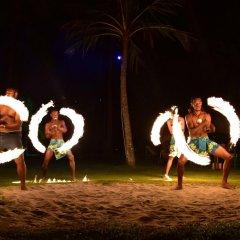 Отель Club Fiji Resort развлечения