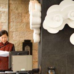 Отель Banyan Tree Lijiang ванная