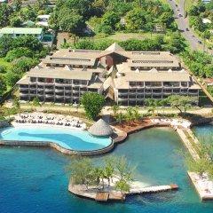 Отель Manava Suite Resort Пунаауиа с домашними животными
