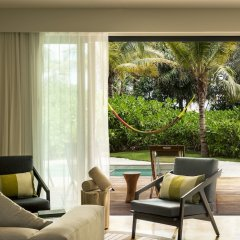 Отель Andaz Mayakoba All Inclusive Package - a Concept by Hyatt комната для гостей фото 2
